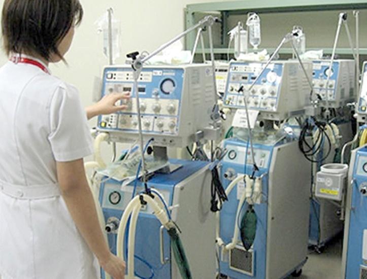 医療機器業界向け在庫トレース