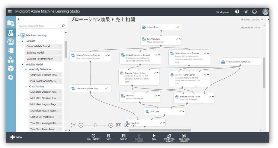 その他Azure Machine Learning モジュール
